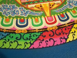 Sacred Art of Sand Mandala