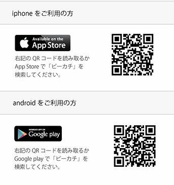 ドッグサロンfuca ポイントシステム アプリ ピーカチ