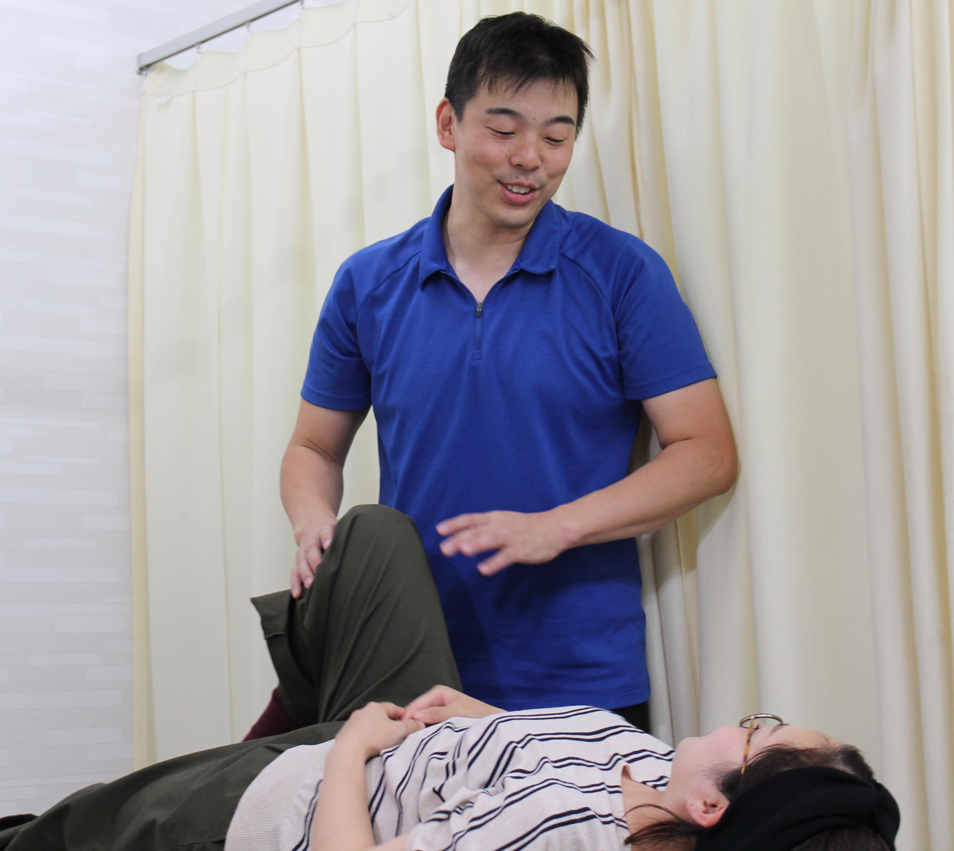 初回腰痛施術(60分)