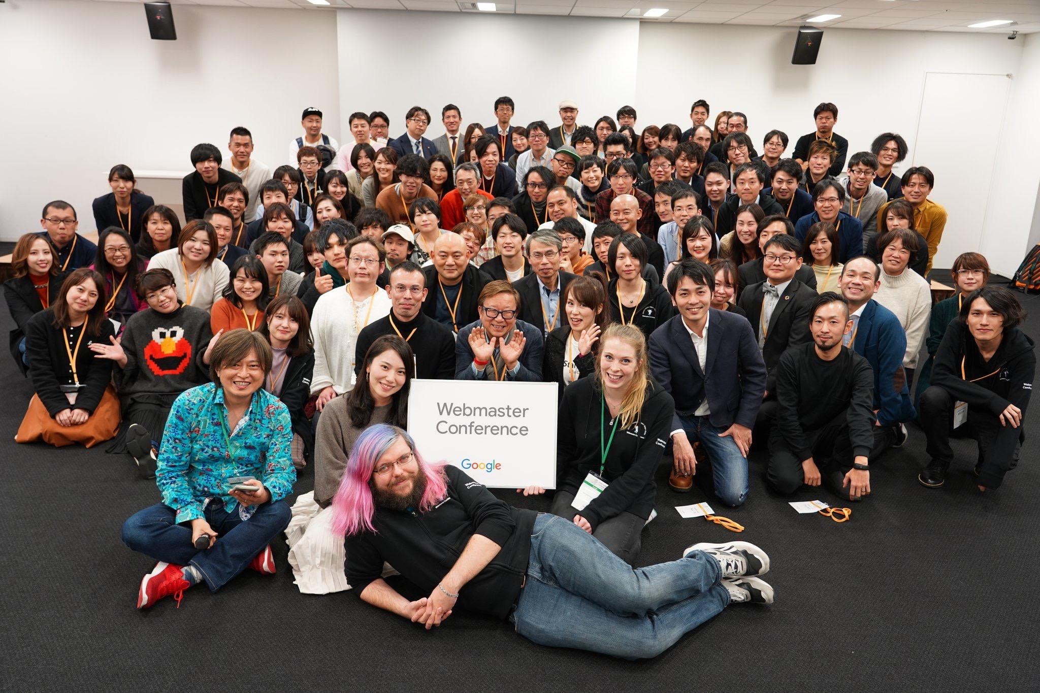 Google Webmaster Conference Osaka にてLT登壇