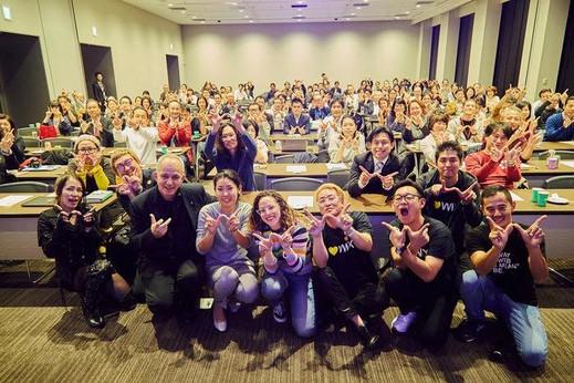 2017年11月10日 Wix Meetup in Tokyo