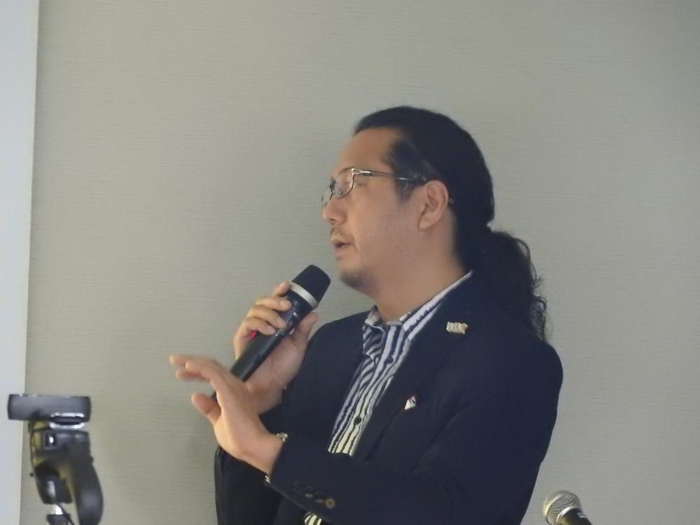一般社団法人 日本Wix振興プロジェクト JWPP 群馬支部長のエム・クリエイティブルーム 代表 増田幹男さん