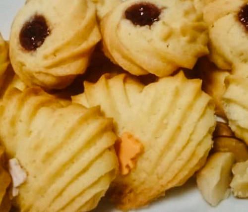 Nouvelle cinq ヌーベル・サンクの焼き菓子