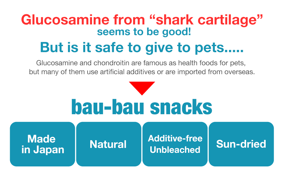 Glucosamine from shark cartilage seems to be good