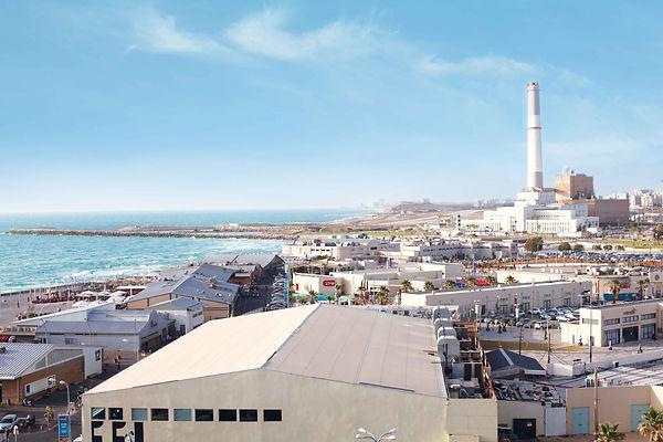 Wix誕生の地 イスラエル テルアビブの港