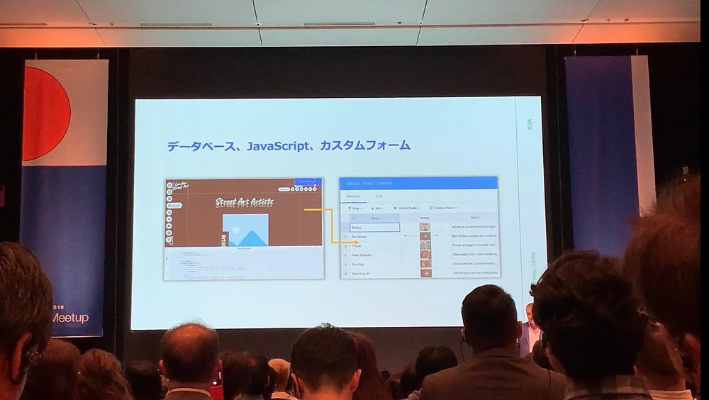 Wix Meetup JAPAN 2019 Corvid by Wix