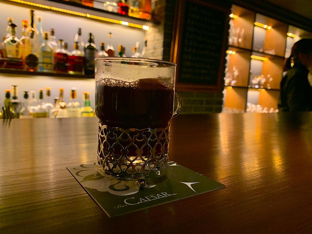 愛媛松山のバー Bar CAESER 四国ナンバーワンのマスターが素敵