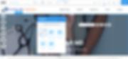 Wix 背景画像のパララックス(視差効果)も、数クリックで実装可能