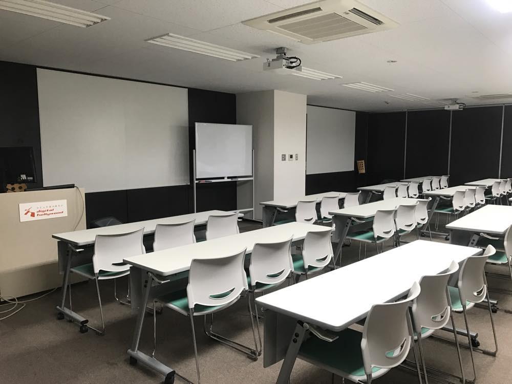 大阪梅田のデジタルハリウッド大阪校