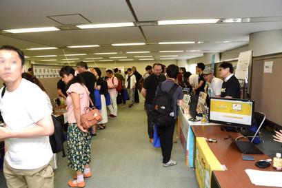 2018年7月7日 contents.nagoya JWPP出展