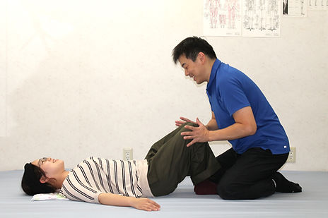 大阪富田林の整骨院 肩こり腰痛 整体治療 ボキボキしない施術