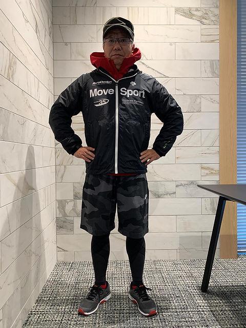 100kmウォーク夜間の徒歩 服装