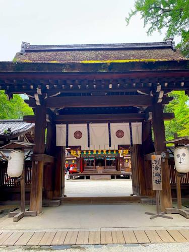 女性守護 日本第一美麗神 河合神社
