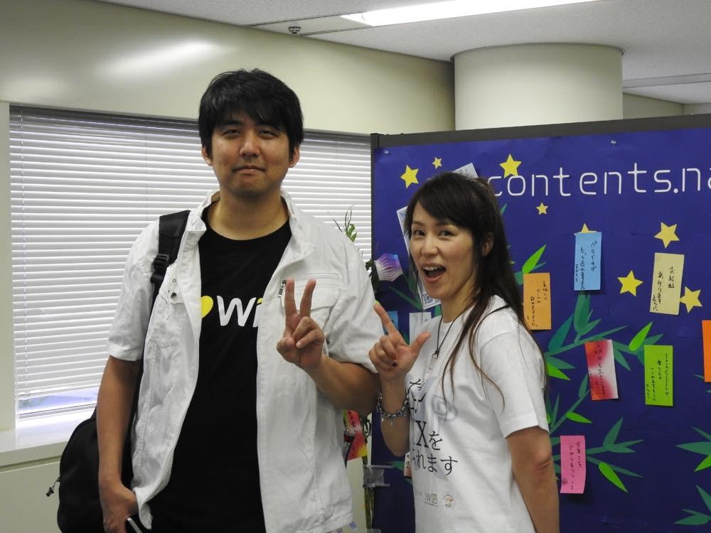 JWPP東京支部長 WixerDesign 平川亮二さん