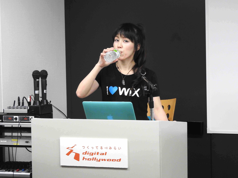 デジタルハリウッド大阪でWix Meetup