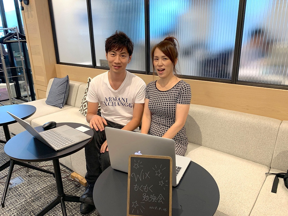 ACTONE(アクトワン)の和田英也さんは、Wix Corvidを練習中!