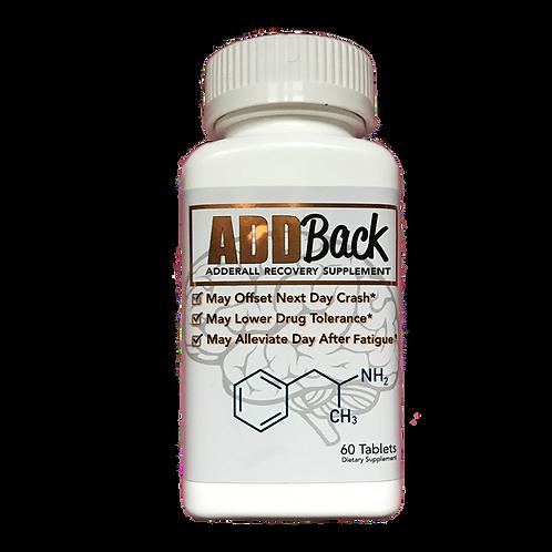 ADDBack - 60 Tablets