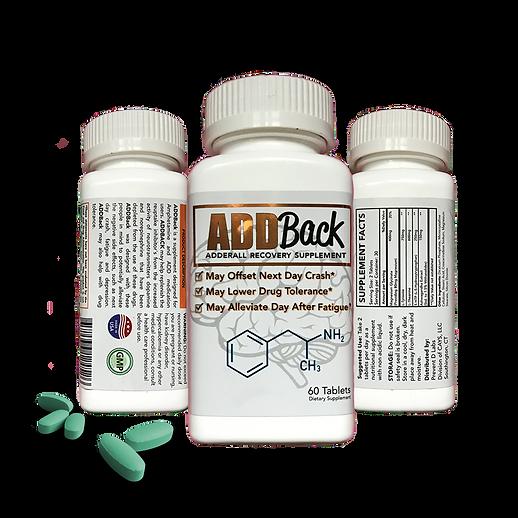 ADDBack Bottles