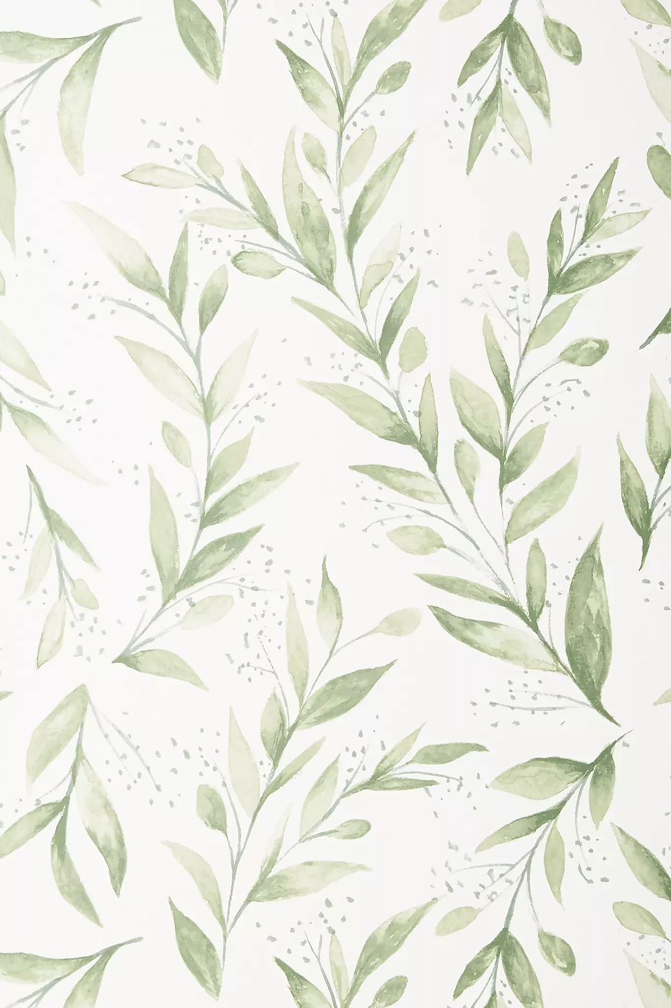Magnolia Home Olive Branch Wallpaper.web
