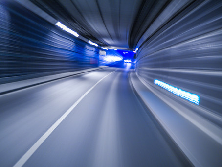 Berlin Tier Garten Tunnel