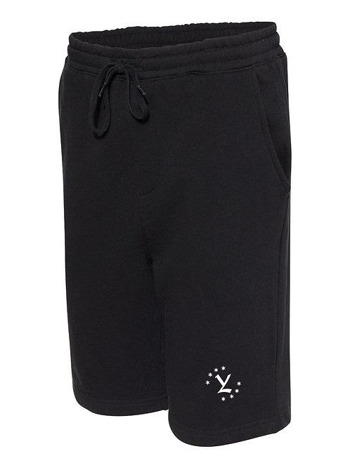 YL Emblem Fleece Shorts