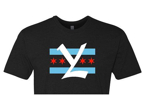 YL CHICAGO FLAG Crop