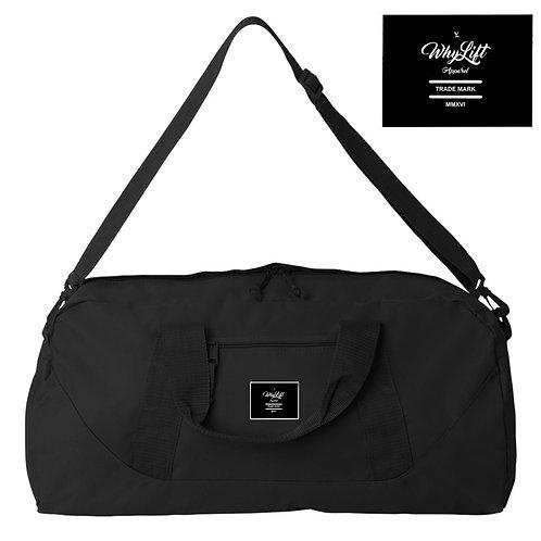 WhyLift Duffel Bag Black