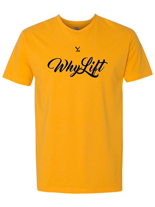 Unisex WhyLift Signature GOLD