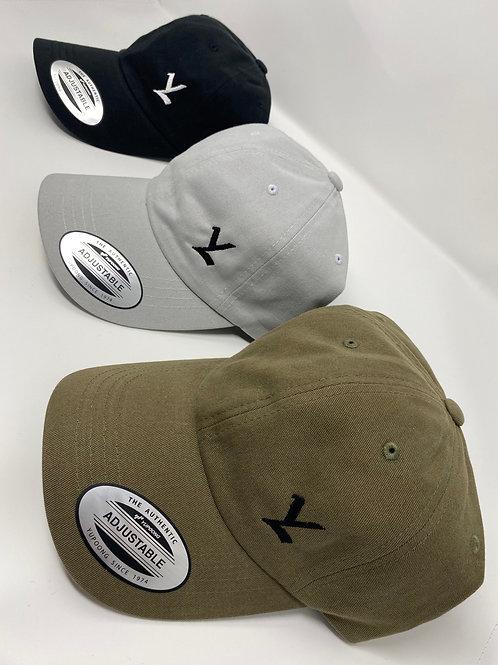 YL Dad Caps