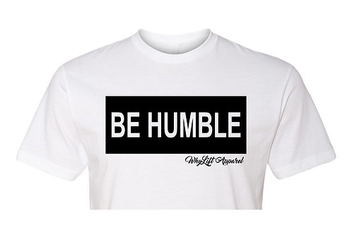 BE HUMBLE CROP TOPS