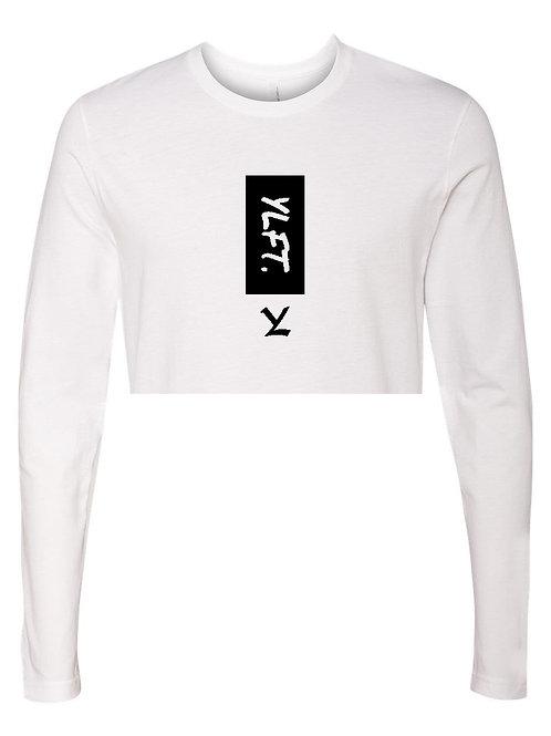 YLFT. Ambassador Long Sleeve Crop Tops