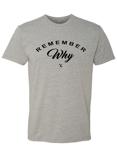 Remember Why Unisex Tees