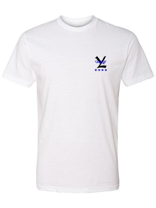 Unisex YL EMBLEM BLUE