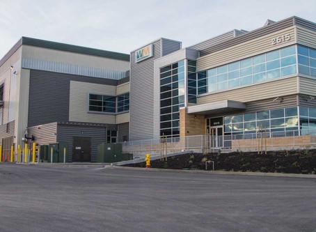 HGCI Completes Waste Management LLC'S Administration Building