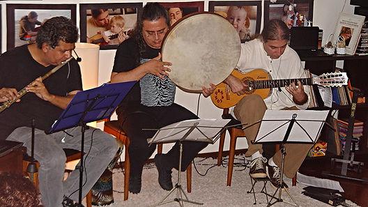 House Concert Espiral Harmônica
