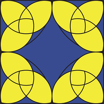Geometria Sagrada de Roda