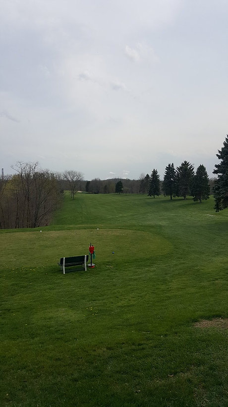 Hole #1 Deer Trails Country Club
