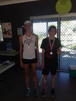 Junior Mixed Doubles RU