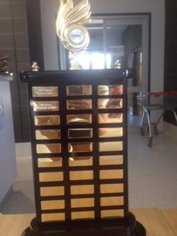 Div 4 winners Kingscliff Knights