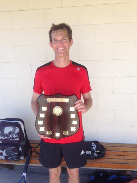 Open Men's Singles Winner