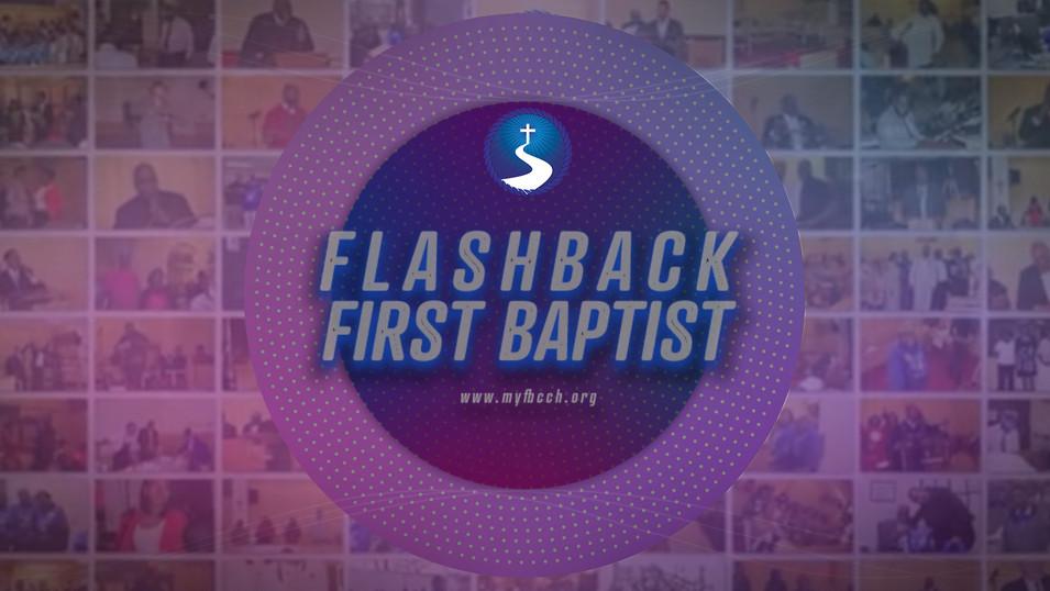 Flashback First Baptist