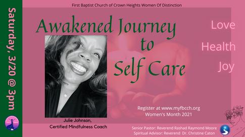 Awakened Journey to Self-Care