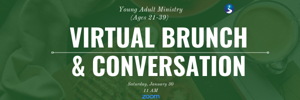 Young Adult Brunch and Conversation