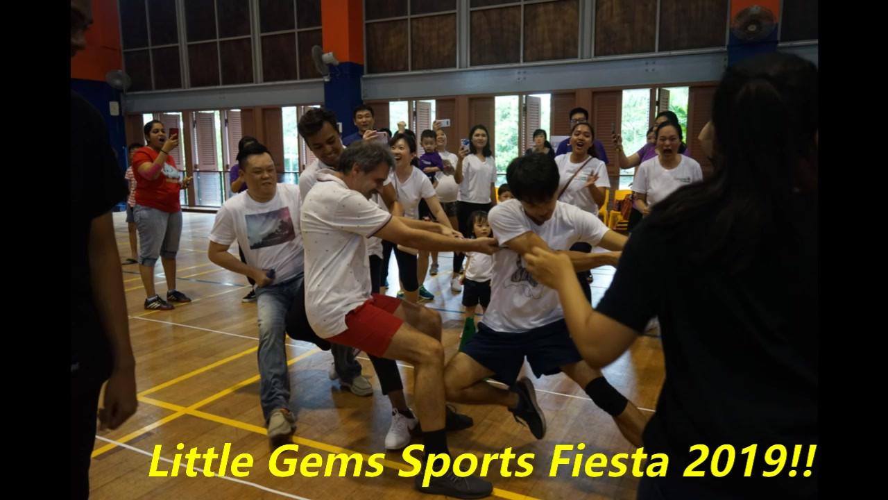 Sports Fiesta 2019!