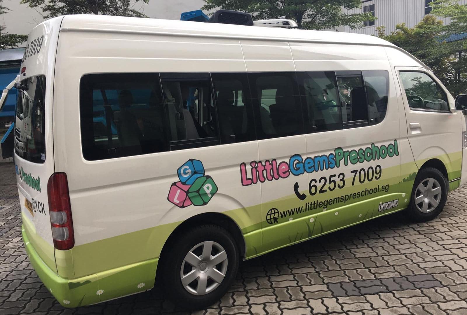 Little Gems Schoolbus!
