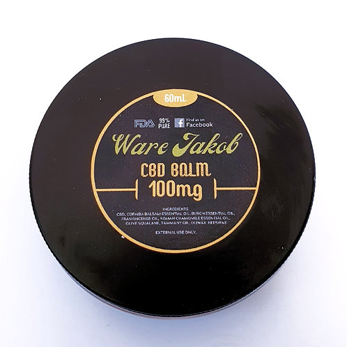 Ware Jacob CBD Balm