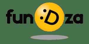FunDza Logo - Transparent Background
