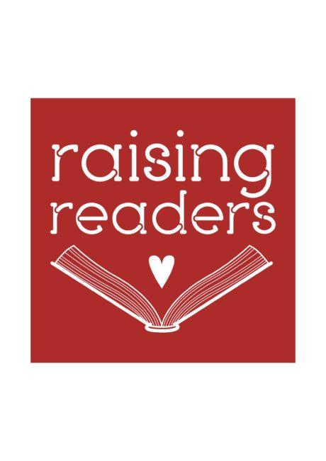 Raising Readers logo