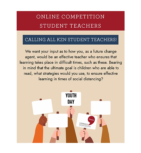 2020 KZN - Student Teacher Competition.p