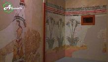 musée thera santorin